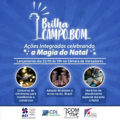 APRESENTAÇÃO DO BRILHA CAMPO BOM 2019