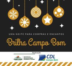 Brilha Campo Bom - 1ª edição foi um sucesso!