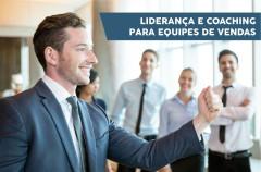 Liderança e Coaching para equipes de vendas
