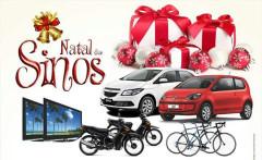 Natal dos Sinos já tem seus ganhadores!