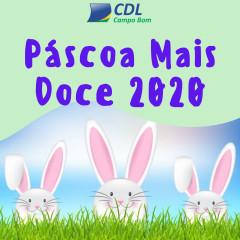 Páscoa Mais Doce 2020