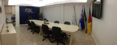 Sala para reuniões