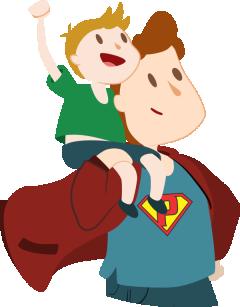 Vem aí a Campanha #SuperPai