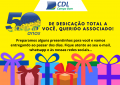 ANIVERSÁRIO - 50 ANOS DA CDL